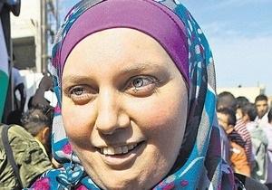 Вышедшая на свободу украинка рассказала о девяти годах, проведенных в израильской тюрьме