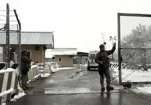 США приостановили использование базы в Кыргызстане