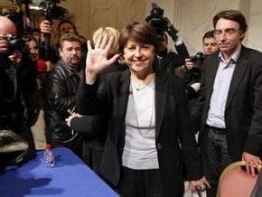 Французские социалисты официально провозгласили имя лидера партии