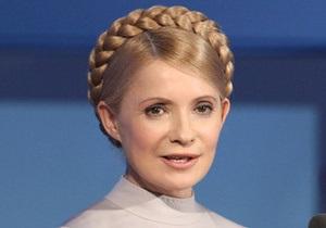 Американская юридическая компания не нашла состава преступления в действиях Тимошенко