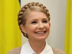 Тимошенко может стать крестной матерью сына Тины Кароль