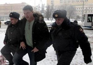 Немцов заболел в СИЗО - адвокат