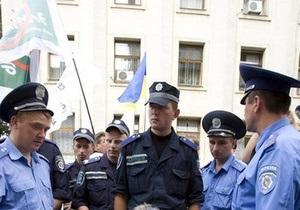 Киевские милиционеры приступили к изучению английского языка