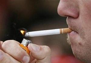 Комитет Рады проверит текст закона о запрете рекламы табака