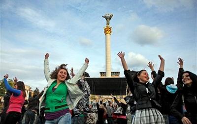 В Украине празднуют День молодежи