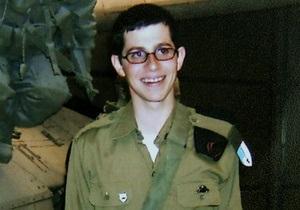 Гилад Шалит вернулся в Израиль