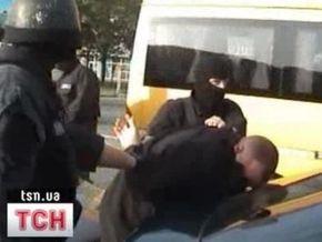 В Киеве за торговлю героином задержан высокий милицейский чин