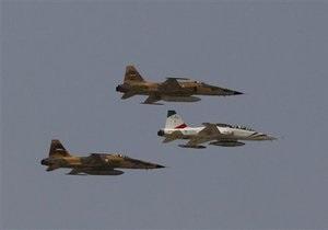 В Иране на боевое дежурство заступит первая эскадрилья, состоящая из истребителей собственного производства
