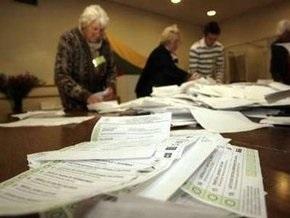 Оппозиционные партии лидируют на выборах в Сейм Литвы