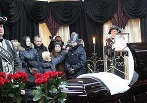 Авиакастрофа в Донецке - новости Донецка - В Одессе прошли похороны жертв авиакатастрофы в Донецке