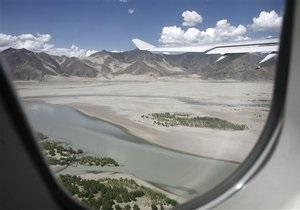 Китай намерен построить аэропорт на высоте почти 4,5 км над уровнем моря
