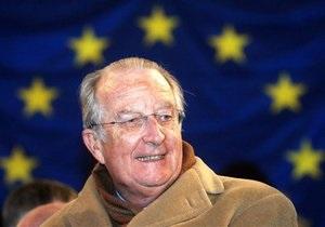 СМИ: Король Бельгии может отречься от престола в пользу сына