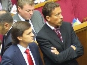 Рада направила Ющенко два запроса от БЮТ