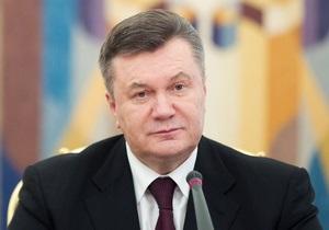 Янукович просит ООН и ЮНЕСКО объявить 2014 год годом Шевченко