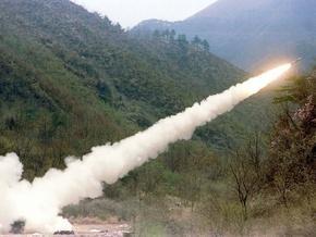 КНДР осуществила третий за сутки запуск ракеты