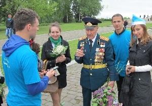 «Киевстар» поздравил ветеранов с Днем Победы