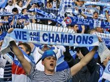 Кубок УЕФА: Арестованы восемь фанатов