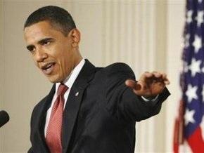 Обама провел первую пресс-конференцию в Белом доме в должности главы государства (обновлено)