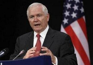 Гейтс: Войска США в 2011 году не уйдут из Афганистана