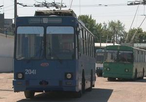 В Одессе пьяный слесарь  заминировал  родное троллейбусное депо