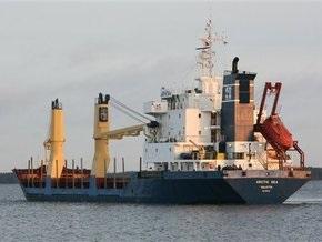 За освобождение Arctic Sea требовали выкуп в $1,5 млн