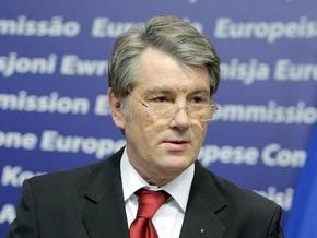 Ющенко: Инцидент с Россией сплотил украинское общество