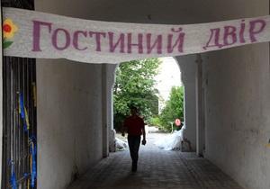 Новости Киева - Гостиный двор - Суд отклонил просьбу защитников Гостиного двора о прекращении строительных работ