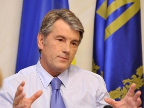 Ющенко считает, что Тимошенко увольняет министров ради  симбиоза  с Партией регионов