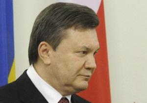 В Харькове Януковича представили как Ющенко