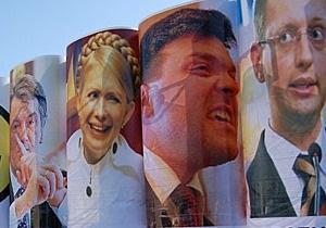 ВО Свобода выдвинуло условия поддержки Тимошенко на выборах