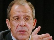Лавров предупредил Райс об опасности для международной стабильности
