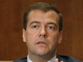 Медведев: Из-за воровства Украиной газа мы будем уменьшать транзит