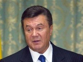 Янукович не пришел на заседание к Ющенко из-за кашля и температуры