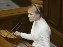 Тимошенко взяла под личный контроль случаи дедовщины