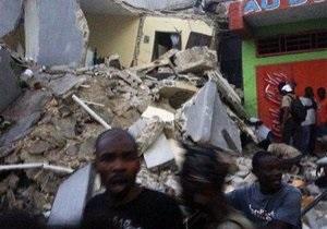 Премьер Гаити: Количество погибших в результате землетрясения может превысить сто тысяч человек