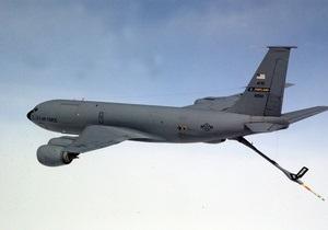 На месте аварии в Кыргызстане не найдены пилоты ВВС США