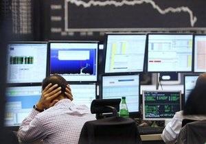 Украинские биржи открылись снижением из-за негативного внешнего фона
