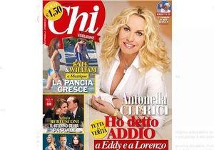 Журнал Берлускони опубликовал фото беременной Кейт Миддлтон