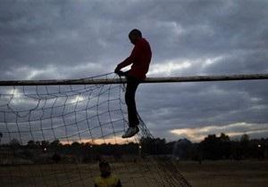 Украинские пограничники задержали африканцев, ехавших в Европу играть в футбол