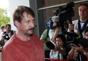 Бут оказался в центре громкого скандала в таиландском парламенте