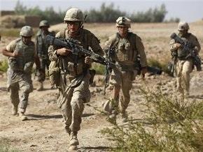 Восемь американцев и двое афганцев погибли в бою с талибами