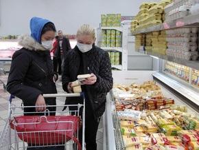 Эксперт: Эпидемия гриппа не повлияет на объемы продаж товаров массового потребления