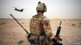 В Афганистане погибли трое военнослужащих НАТО