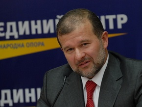 Балога: Факсимиле подписи Президента Ющенко никогда не использовалось