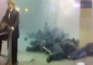 Оперативники обнаружили на месте взрыва в Домодедово останки предполагаемого террориста
