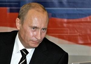 Новости России - Путин запретил размещать рекламу на асфальте