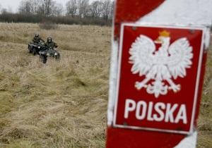 Польша выслала тридцать украинцев