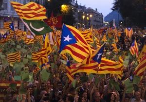 Власти самой богатой испанской автономии объявили о досрочных выборах