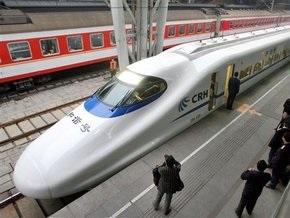 Японцы готовы строить скоростную железную дорогу между Борисполем и Киевом