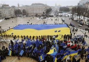 Китай назвал Украину авторитетным государством в Европе и СНГ